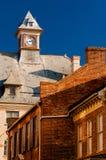 Rouss stadshus, i i stadens centrum Winchester, Virginia Arkivfoto