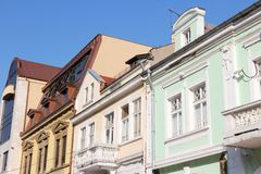 Rousse, Bułgaria zdjęcia royalty free