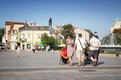 Rousse, Bulgarije Royalty-vrije Stock Foto's