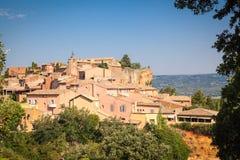 Roussillion Provence France Stock Photos