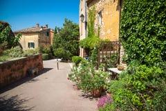 Roussillion Provence France Stock Images