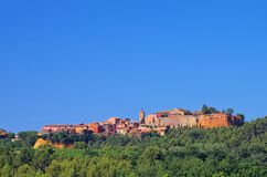 Roussillon Royalty Free Stock Photos