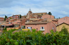 Roussillon stockbild