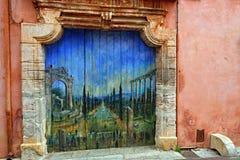 Roussillon Fotografia Stock