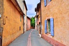 Roussillon Stockfotografie