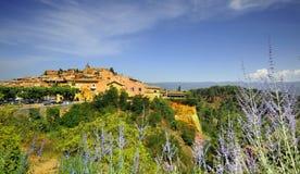 Roussillon fotos de stock royalty free