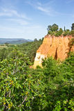 Roussillon, France Royalty Free Stock Photo