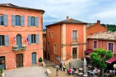 Roussillon Royalty Free Stock Photos