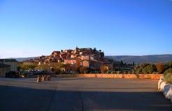 Roussillon, Frankrijk Royalty-vrije Stock Afbeelding