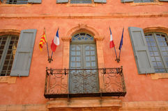 Roussillon in Provence Royalty Free Stock Photos