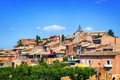 Roussillon Provence France Stock Photos