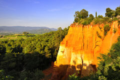 Roussillon Royalty Free Stock Images