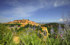 Roussillon Royalty Free Stock Photography