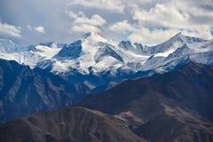 Route à encadrer, Inde du nord photographie stock libre de droits