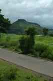 Route à la montagne-Je d'Ajinkyatara Images libres de droits