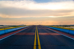 Route à la réussite Photos libres de droits