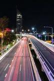 Route à la tour Photo libre de droits