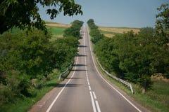 Route à rêver Photo libre de droits