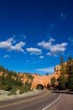 Route 12 d'état de l'Utah photo stock