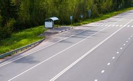 Route Stock Foto