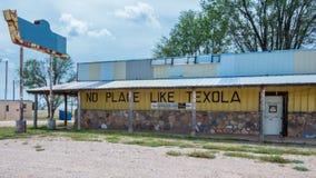 Route 66 :  photographie stock libre de droits