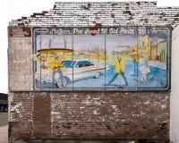 Route 66:  Royaltyfri Bild