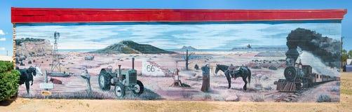Route 66:  Royaltyfria Foton