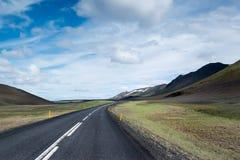 Route Photographie stock libre de droits