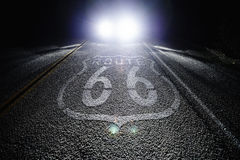 route 66 Royaltyfria Bilder