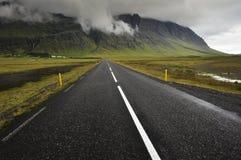 Route 1 Royaltyfri Fotografi