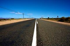 Route 62, Zuid-Afrika stock afbeelding