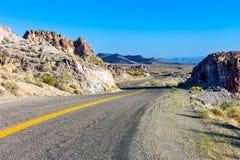 route 66 Arkivbild