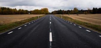Route Image libre de droits