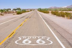 Route 66 Royalty Free Stock Image