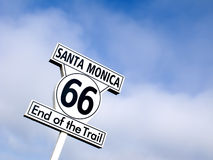 Route 66 Stock Photography