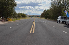 Route 66 Royaltyfri Bild