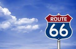 Free Route 66 Royalty Free Stock Photo - 52045905