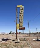 Route 66 - Bagdad California royalty free stock image