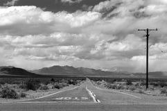 Route 66, CA Stock Afbeeldingen
