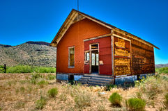 Route 66 house Royalty Free Stock Image