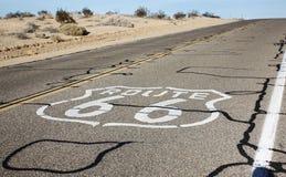 Route 66 Stock Foto