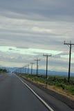 Route 20 Photo libre de droits
