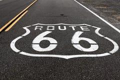 route 66 Royaltyfria Bilder