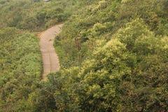 Route aan Hemel Royalty-vrije Stock Fotografie