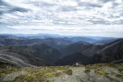 Route alpestre grande Photographie stock libre de droits