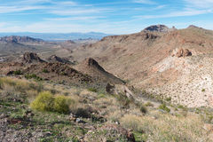 Route 66 Arizona Stock Images
