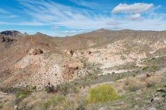 Route 66 Arizona Royalty Free Stock Photo