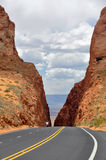 Route 89, Arizona (USA) Royalty Free Stock Images