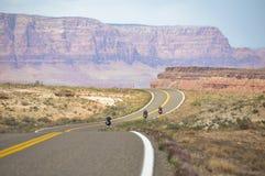 Route 89A, Arizona (USA). Route 89A near Page, Arizona (USA Stock Photography