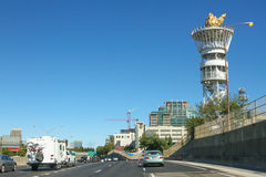Route 85, Atlanta, GA. Stock Image